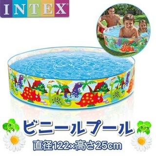 ビニールプール 子供用 小さい 家庭用プール 小さめ おしゃれ インテックス 家