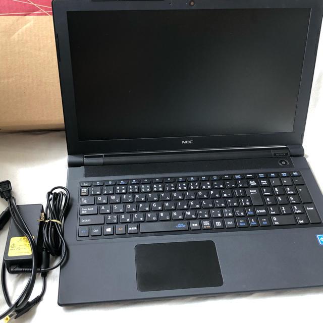 NEC(エヌイーシー)の最終値下げ!NECノートパソコン 中古 NS100K1B P4 スマホ/家電/カメラのPC/タブレット(ノートPC)の商品写真