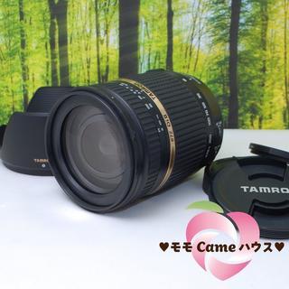 タムロン(TAMRON)のキヤノン用タムロンレンズ☆18-270mm(Model B003)#105501(レンズ(ズーム))