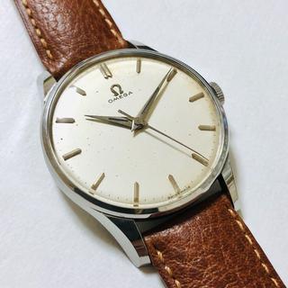 OMEGA - OMEGA オメガ 30mmキャリバー Cal283 手巻き アンティーク腕時計