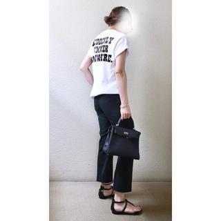 マディソンブルー(MADISONBLUE)の新品タグ付き【マディソンブルー】POCKET Tシャツ HARD TWIST(Tシャツ(半袖/袖なし))