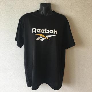 Reebok - 男性にも女性にも♪Reebokビックロゴトップス