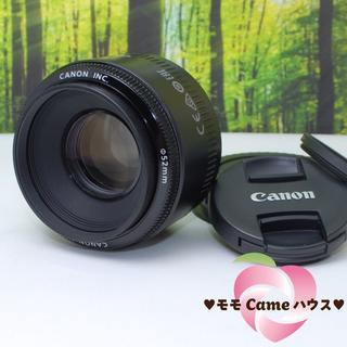 Canon - キヤノン EF 50mm 1:1.8 Ⅱ☆明るい単焦点レンズ☆#105503