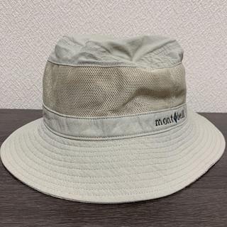 モンベル(mont bell)のモンベル mont-bell ハット 帽子 L アウトドア(ハット)