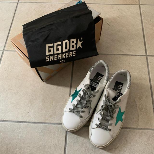 GOLDEN GOOSE(ゴールデングース)のゴールデングース 美品 38 スニーカー レディースの靴/シューズ(スニーカー)の商品写真