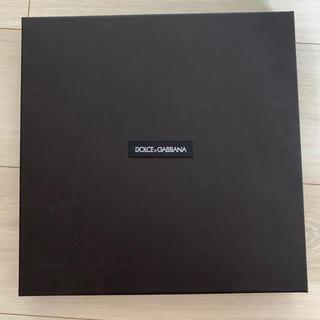 ドルチェアンドガッバーナ(DOLCE&GABBANA)のDOLCE&GABBANA 空箱(ショップ袋)
