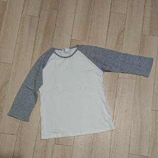 JILLSTUART - USED/ジルスチュアート ラグランTシャツ 七分袖