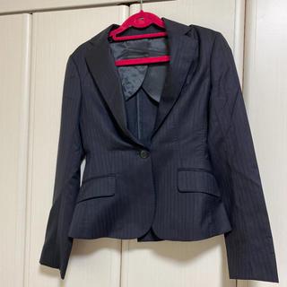 スーツカンパニー(THE SUIT COMPANY)のスーツカンパニー 黒ストライプ上下(スーツ)