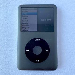 アップル(Apple)のiPod classic 160GB(ポータブルプレーヤー)