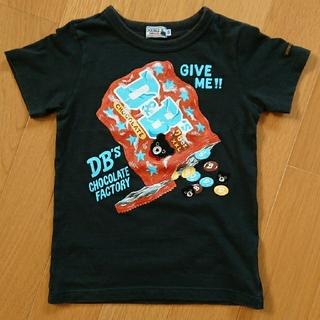 DOUBLE.B - ダブルB 半袖Tシャツ 120