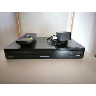 パナソニック(Panasonic)のがっきー様専用 Panasonic DMP-BD90-K(ブルーレイプレイヤー)