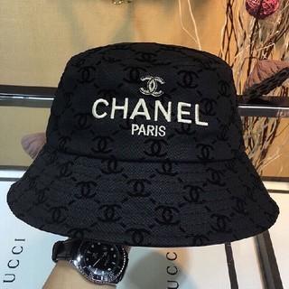 ❤大人気❤シャネル ノベルティ  バケットハット 帽子