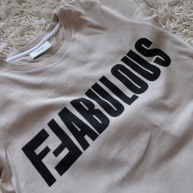 FENDI(フェンディ)のFENDI キッズ10 キッズ/ベビー/マタニティのキッズ服男の子用(90cm~)(Tシャツ/カットソー)の商品写真