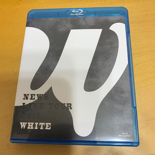 NEWS - NEWS LIVE TOUR 2015 WHITE Blu-ray