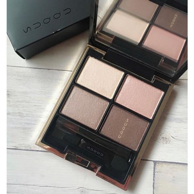 SUQQU(スック)のデザイニングカラーアイズ01 コスメ/美容のベースメイク/化粧品(アイシャドウ)の商品写真
