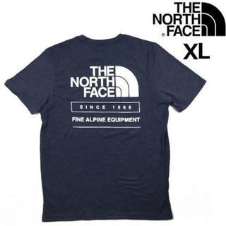 THE NORTH FACE - ノースフェイス 1996 半袖 Tシャツ トップス(XL)紺 180902