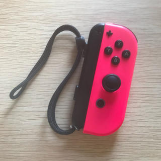 Nintendo Switch - Nintendo switch ジョイコン (R) ネオンピンク