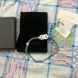 オフホワイト(OFF-WHITE)のAlyx hero chain ネックレス(ネックレス)