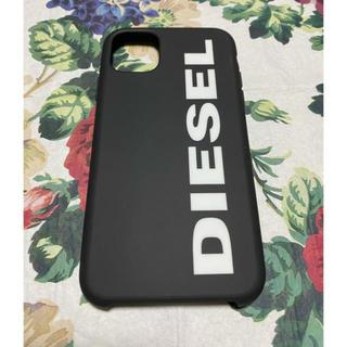 ディーゼル(DIESEL)の【iPhone 11】DIESEL シリコンケース(iPhoneケース)