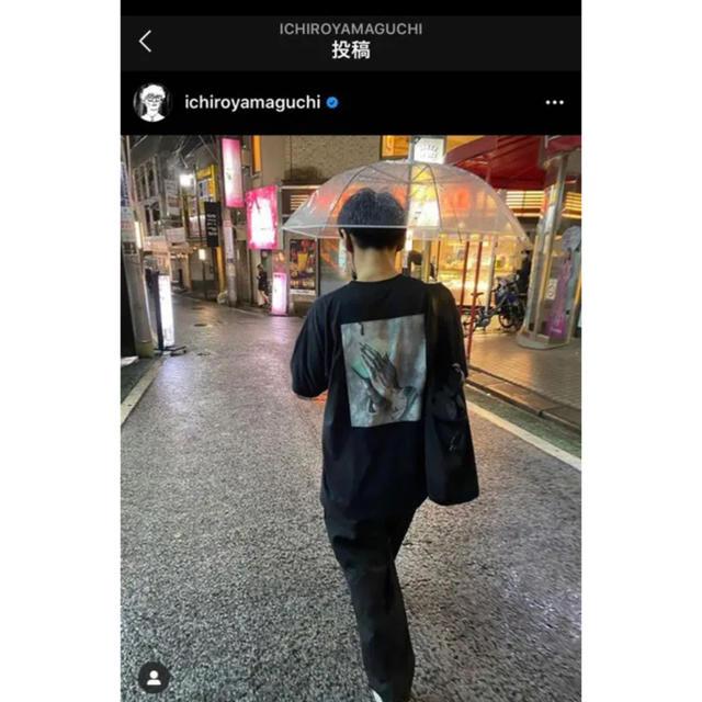 1LDK SELECT(ワンエルディーケーセレクト)のENNOY(エンノイ) サカナクション メンズのトップス(Tシャツ/カットソー(半袖/袖なし))の商品写真