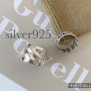 ザラ(ZARA)の silver925(リング(指輪))