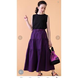 グラミチ(GRAMICCI)のぱるるさま専用 グラミチ ウェザーティアードスカート(ロングスカート)
