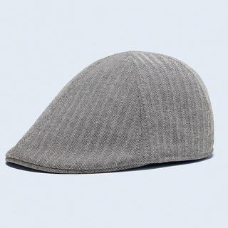 ザラ(ZARA)のZARA ヘリンボーン柄 ハンチング 帽子 ザラ(ハンチング/ベレー帽)