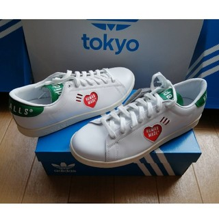 adidas - ☆HUMAN MADE®︎ × adidas STAN SMITH 28cm完売