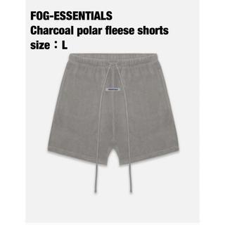 FEAR OF GOD - 【新品】2020新作 fog  ESSENTIALS fleece shorts