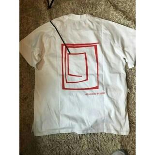 RAF SIMONS - Kiko Kostadinov Graphic Embroidery Tシャツ