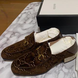 グッチ(Gucci)のGUCCI靴(ローファー/革靴)