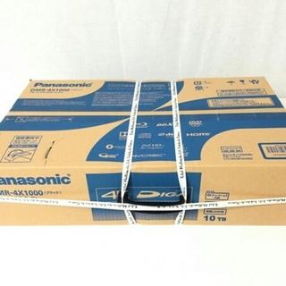Panasonic - 未使用 Panasonic パナソニック DMR-4X1000ブルーレイディス