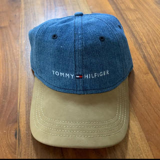 TOMMY HILFIGER - トミー  デニムキャップ