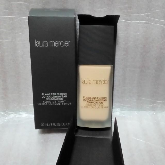 laura mercier(ローラメルシエ)のLAURA MERCIER  ローラメルシエ ファンデーション パウダー セット コスメ/美容のベースメイク/化粧品(ファンデーション)の商品写真