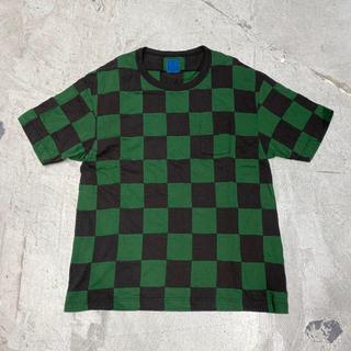 ヴィスヴィム(VISVIM)のレア visvim ICT JUMBO S/S P.W. TEE CHECK 5(Tシャツ/カットソー(半袖/袖なし))