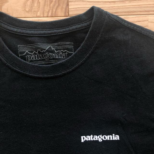 patagonia(パタゴニア)のpatagonia パタゴニアTシャツ 半袖カットソー メンズのトップス(Tシャツ/カットソー(半袖/袖なし))の商品写真