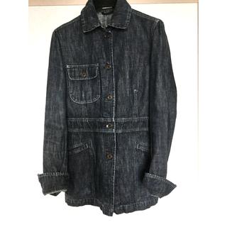 ミュウミュウ(miumiu)のmiumiuジーンズジャケット (Gジャン/デニムジャケット)