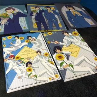 【非売品‼️】「新テニスの王子様」クリアファイル×3・ノート×2