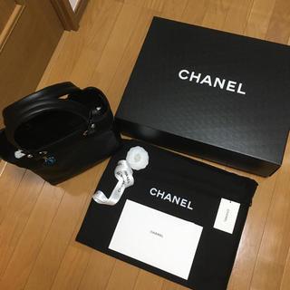 CHANEL - 【●新品未使用】CHANEL パリビアリッツト♡ートPM 付属品全てあり!