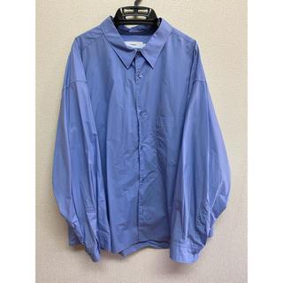 ワンエルディーケーセレクト(1LDK SELECT)のGraphpaper グラフペーパー  Big Sleeve Shirt(シャツ)