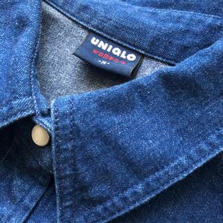 ユニクロ(UNIQLO)のデニムジャケット(Gジャン/デニムジャケット)