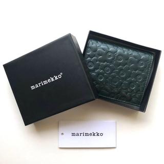 マリメッコ(marimekko)のマリメッコ 財布 ウニッコエンボス KATRI(財布)