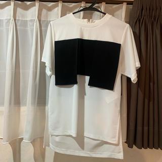 エンフォルド(ENFOLD)のun3d Tシャツ(Tシャツ(半袖/袖なし))