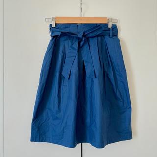 NOLLEY'S - ノーリーズ タック入りスカート