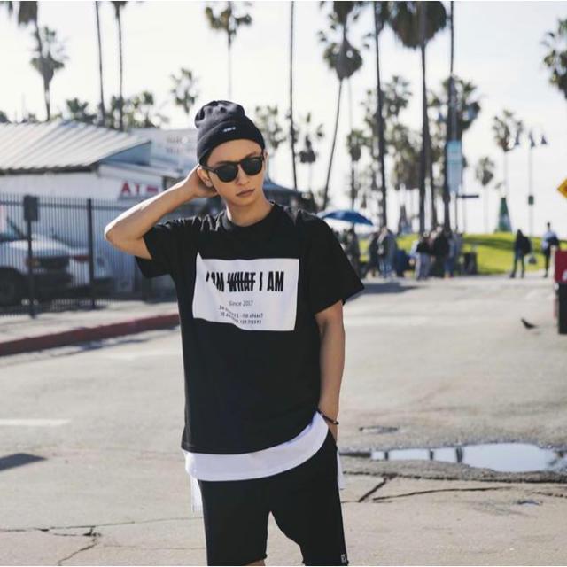 AAA(トリプルエー)のI AM WHAT I AM   Tシャツ メンズのトップス(Tシャツ/カットソー(半袖/袖なし))の商品写真