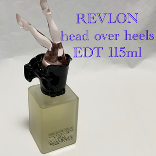 レブロン(REVLON)のレブロン REVLON ヘッド オーバー ヒールズ EDT 115m 香水(香水(女性用))