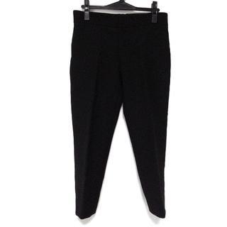 グッチ(Gucci)のグッチ パンツ サイズ42 M レディース - 黒(その他)