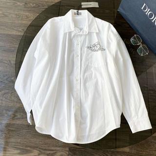 Dior - コラボ【Dior × Jordan】長袖 シャツ