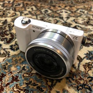 SONY - SONY α5000 16-50mm f3.5-5.6 OSS レンズキット