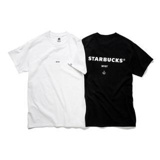 Starbucks Coffee - Starbucks × Fragment design コラボレーションTシャツ